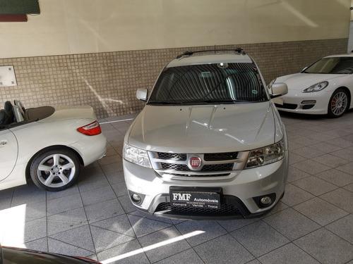 Fiat Freemont Precis 2.4 Aut 2014 Blindada 7 Lug