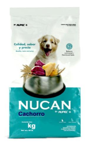 Imagen 1 de 1 de Nucan Cachorro Bolsa De 1.8 Kg, By Nupec
