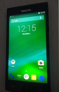 Celular Dual Sim Philips S398 Liberado