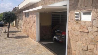 Casa À Venda, Jardim Joaquim Procópio De Araújo Ferraz, Ribeirão Preto. - Ca1026