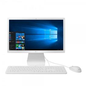 Computador All In One 22v280-l.bj41 Branco - Lg