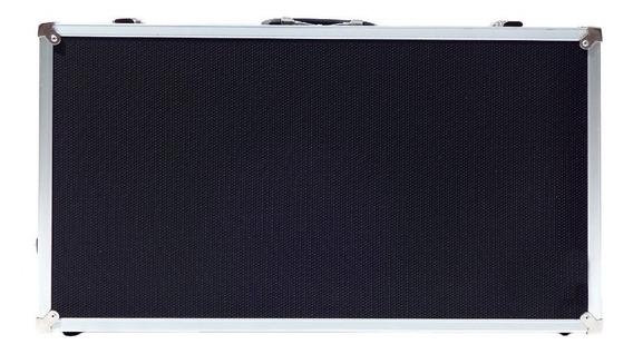 Hard Case P/ Pedais Pedaleiras Boss Line6 Zoom Vox 50x30x10
