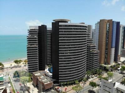 Apartamento Em Meireles, Fortaleza/ce De 40m² 1 Quartos Para Locação R$ 2.800,00/mes - Ap230569