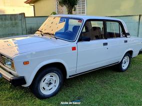 Lada Laika 1991 2º Dono 74.000 Km Originais Ateliê Do Carro