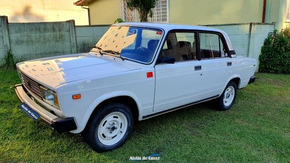 Lada Laika 1991 2º Dono 74.000 Km Vendido Ateliê Do Carro