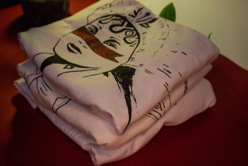 Serigrafia (silk Screen) Em Camisa De Algodão