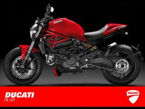 Ducati Monster 1200 0km 2017 Nuevo Motos Italianas Pilar