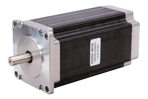 Imagen 1 de 2 de Motor A Pasos Nema 23 2.8nm 400 Oz 3a  Cnc Router Plasma