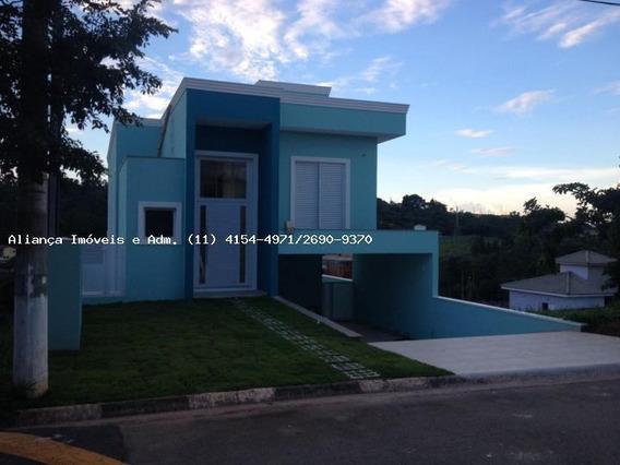 Casa Em Condomínio Para Venda Em Santana De Parnaíba, New Ville, 3 Suítes - 3035_2-434715