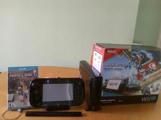 Se Vende Consola Wii U Como Nueva $650000