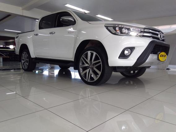 Toyota Hilux 2.8 Srx 4x4 Cd 16v Diesel 4p Aut 18/18