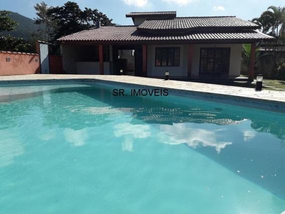 Casa, 04 Dorms - Praia Da Lagoinha - Ubatuba-sp - Ref:ca00169 - Ca00169 - 32541063