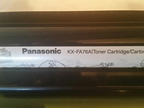 Cartucho Toner Panasonic Kx Fa76a