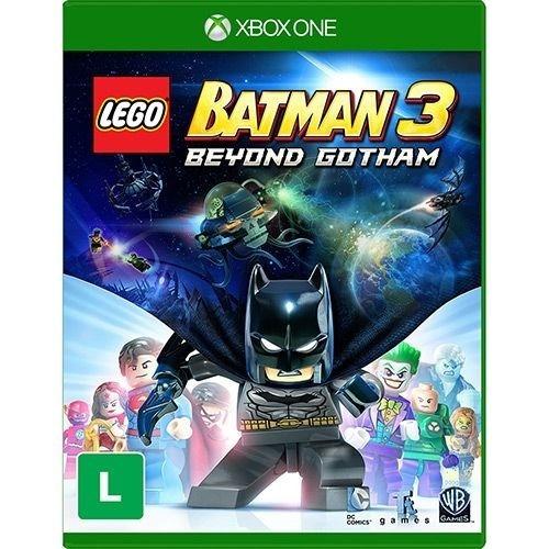 Lego Batman 3 Xbox One (português - Mídia Física)