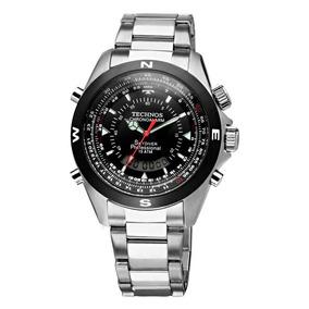 Relógio Technos Masculino Skydiver Professional T20560/1p