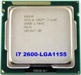 Processador Intel I7 2600 3.4~3.8ghz Lga 1155 Oem- Top