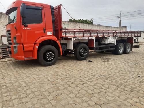 Caminhão Wm Bitruk 24 250  2009/2010