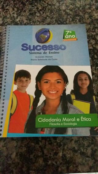 Sucesso Sistema De Ensino 7°ano- Filosofia E Sociologia