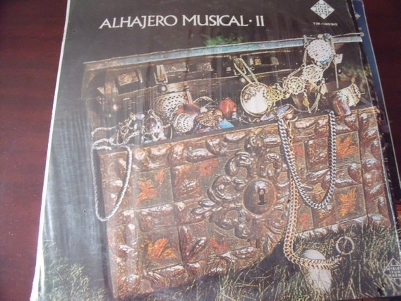 Lp Alhajero Musical, Vol 2,
