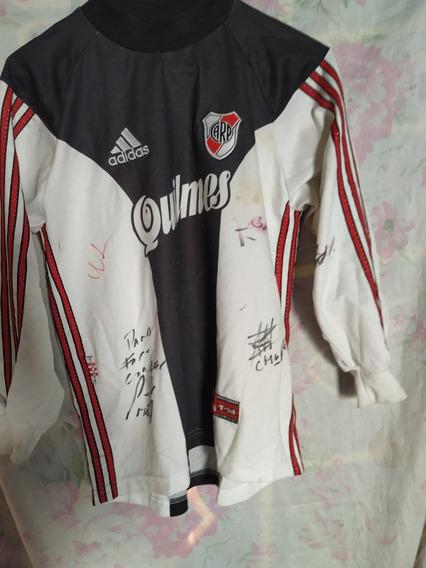 Camiseta De River Quilmes 99 Buzo De Arquero Bonano