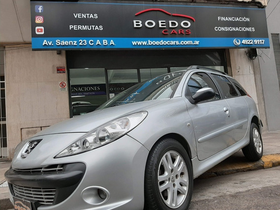 Peugeot 207 Compact Sw Rural Xt Hdi
