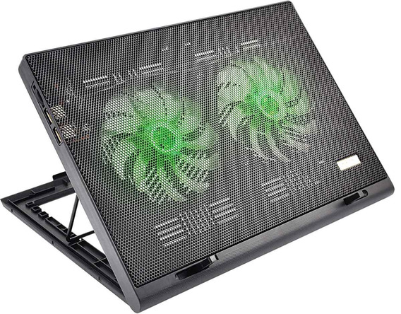 Multilaser Power Cooler Gamer Com Led Luminoso - Ac267