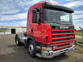 Scania 124 360 4x2 2001 Único Dono, Ótimo Estado