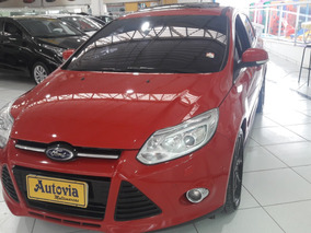 Ford Focus 2.0 Titanium Flex Powershift 5p Top Linha