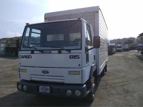 Ford Ford Cargo 815 Camión Cava Ford 815
