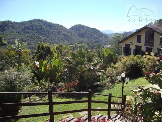 Casa Residencial - Visconde De Mauá - Penedo - Itatiaia - Ca0052