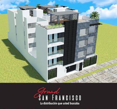 Grand San Francisco - 9 Departamentos En Preventa