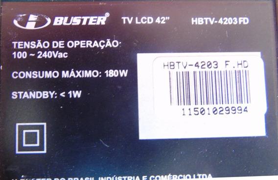 Sensor Remoto Tv H Buste Hbtv-4203fd
