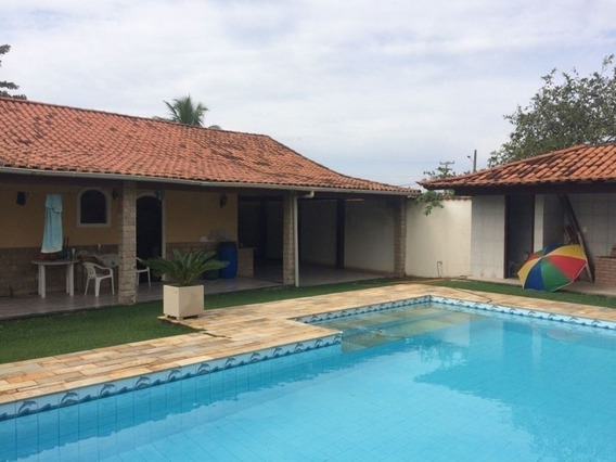 Casa Em Praia Seca, Araruama/rj De 124m² 2 Quartos À Venda Por R$ 470.000,00 - Ca278610