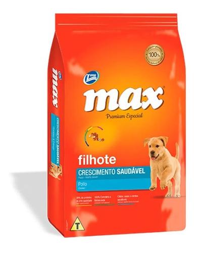 Max Cachorros Premium Especial Pollo - kg a $11000