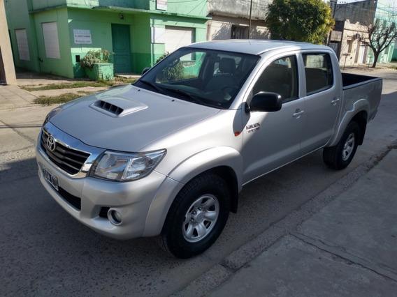 [lob] Toyota - Hilux 4x4 Cd Sr Mt 3.0 Tdi 2014