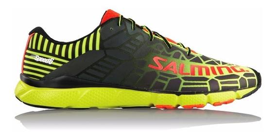 Zapatilla De Hombre Salming Running Men Speed 6 Reflectiva