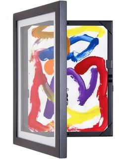 Marco / Cuadro Facil Acceso 9x12 - Para Dibujos Y Arte