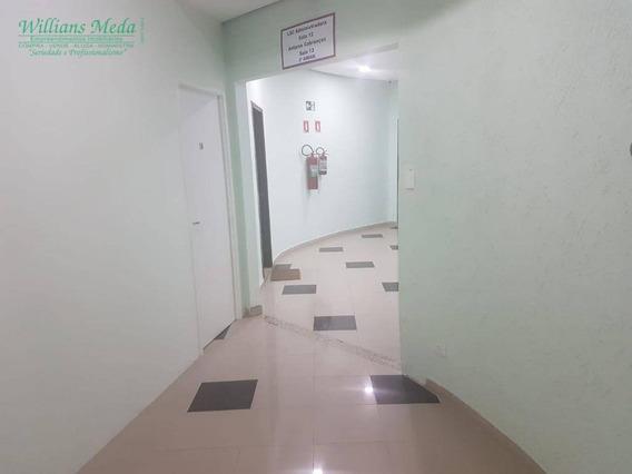 Sala Para Alugar, 20 M² Por R$ 700/mês - Centro - Guarulhos/sp - Sa0156