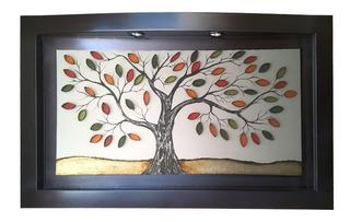 Árbol De La Vida Cuadro Decorativo G028