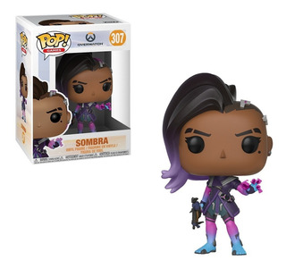 Figura Funko Pop Games Overwatch - Sombra 307