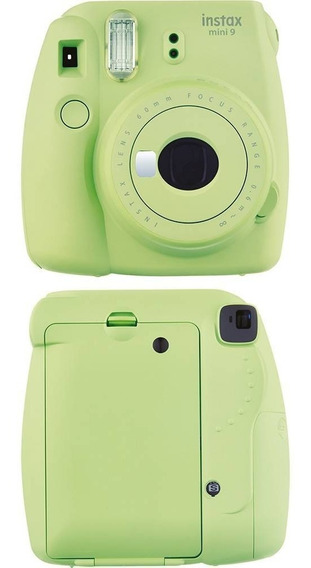Instax Mini 9 Cãmera Instantânea Várias Cores + 20 Filmes