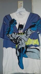 Playera Batman Vintage 1989 Antigua Original Dc Comics 10/10