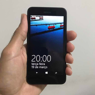 Nokia Lumia 630 Dual Tv Preto Windows Phone 3g