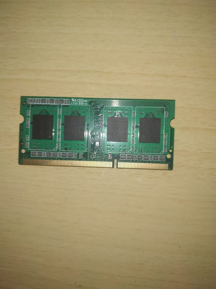 Memoria 4g Notebook Ddr3 1.35v Pc12800 Ms3512nsz Cl11 Aplle