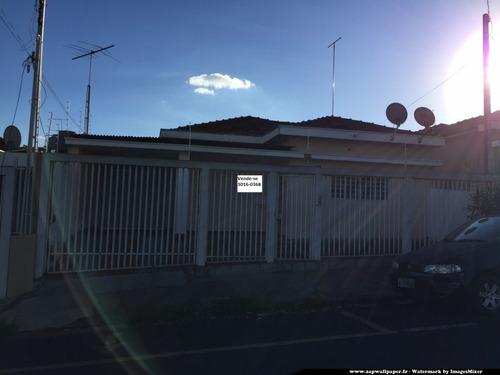 Casa A Venda No Bairro Jardim Dos Seixas Em São José Do - 323-1