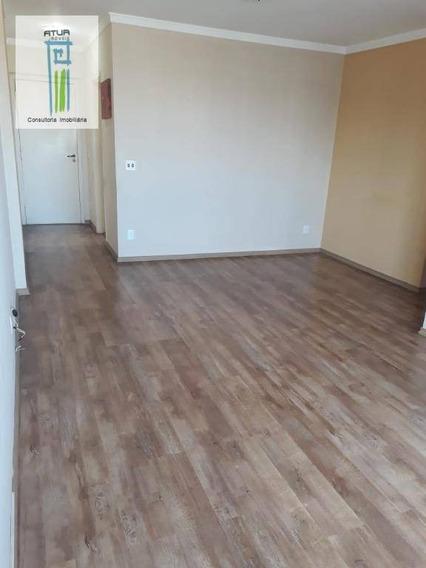Apartamento Com 3 Dormitórios À Venda, 90 M² Por R$ 420.000 - Parque Mandaqui - São Paulo/sp - Ap0515