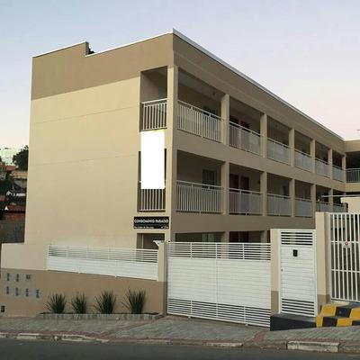 Apartamentos Novos! Com 2 Quartos E Garagem!