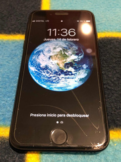 Apple iPhone 7 Negro Mate 32gb Liberado De Fábrica (290 Usd)