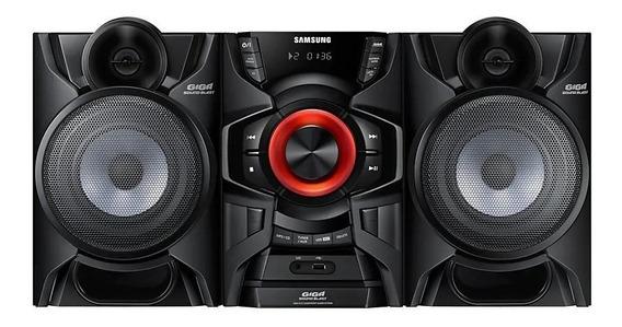 Mini Sistema De Audio Samsung Mx-h630 230w Bluetooth-karaoke