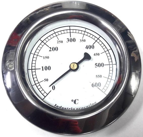 Pirometro - Termometro Para Horno De Barro Hasta 600°